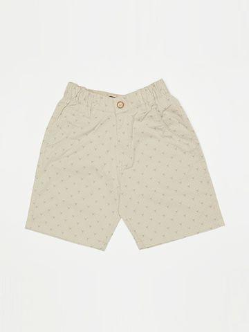 OCTAVE   Boys BEIGE Shorts