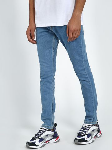 Blue Saint | Blue Saint Men's Blue Jeans