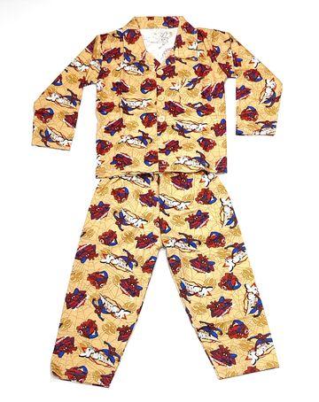 AAAKAR | Stylish SpiderMan Printed Full Sleeve Top and Pyjama Set