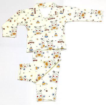 AAAKAR | Stylish Robot Printed Full Sleeve Top and Pyjama Set