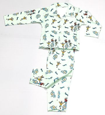 AAAKAR | Stylish Doraemon Printed Top and Pyjama Set