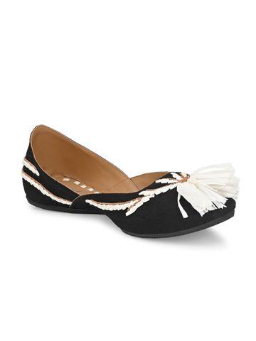 AADY AUSTIN | Aady Austin Women's Trendy Black Round Toe Flats