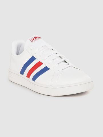 adidas | ADIDAS Men Grand Court Base Tennis Shoes