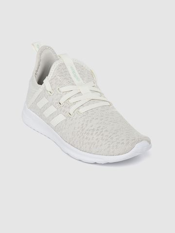 adidas | ADIDAS Women Woven Design Cloudfoam Pure Running Shoes