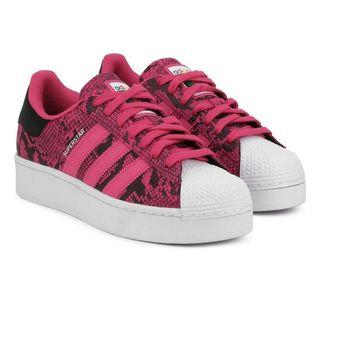 adidas   ADIDAS Womens SUPERSTAR BOLD Sneakers
