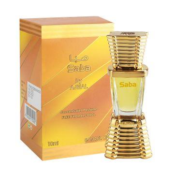 Ajmal | Ajmal Saba Concentrated Perfume Oil 10ml Attar for Men & Women + 2 Parfum Testers
