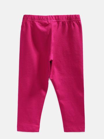 Ethnicity   Ethnicity Ankel Length Fashion Kids Coral Knit Legging