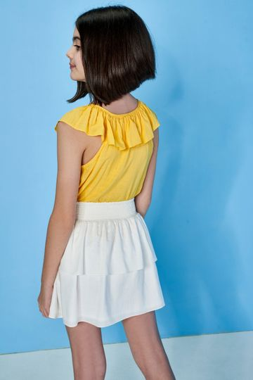 AND | YELLOW TOP