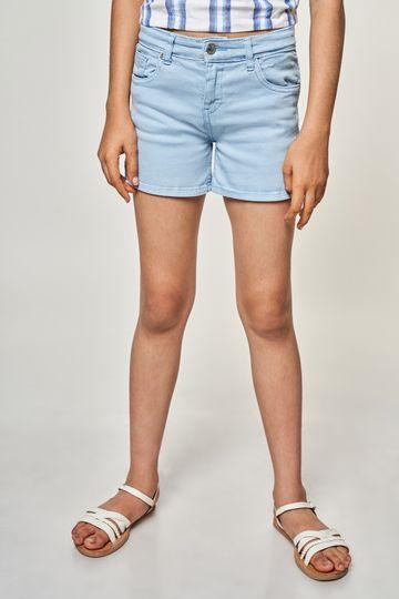 AND | Aqua Self Design Shorts