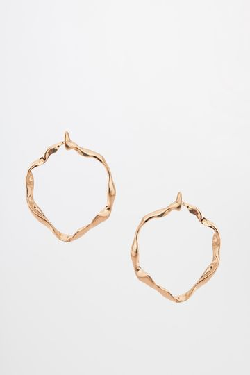 AND | Gold Earrings