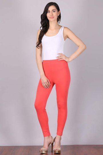 Aurelia   Aurelia Women Pink Color Tights