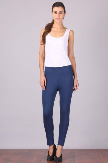 Aurelia | Aurelia Women Blue Color Tights