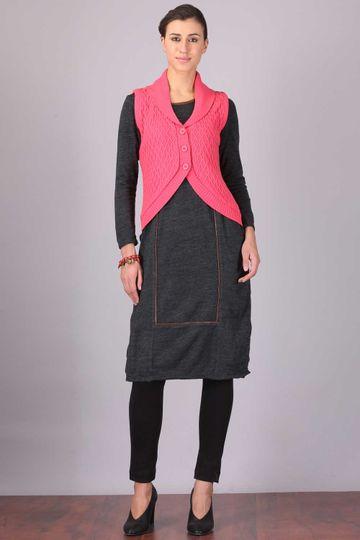 Aurelia   Aurelia Women Pink Color Sweater