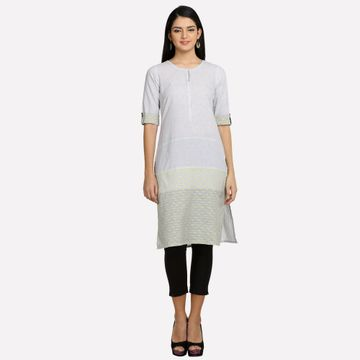 Aurelia | Aurelia Women Yellow Color Kurta
