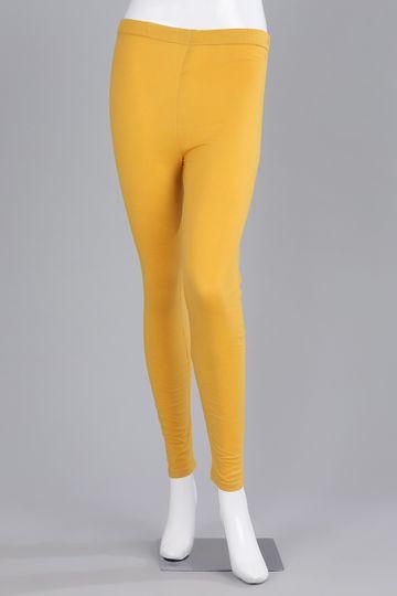 Aurelia   Aurelia Women Yellow Color Tights
