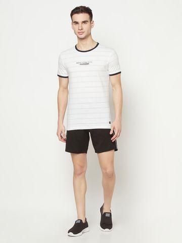 OCTAVE | Men BLACK Shorts