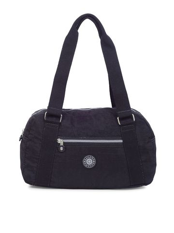BAHAMA | BAHAMA Women Black Crinkle Nyon Backpacks