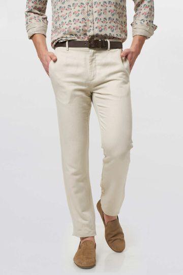 Basics | Basics Tapered Fit Pumic Stone Trouser