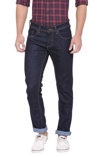 Basics | Basics Torque Fit Blue Night Stretch Jean