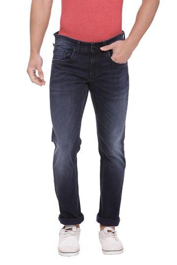 Basics | Basics Torque Fit Ombre Blue Stretch Jean