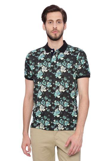 Basics | Basics Muscle Fit Dress Navy Polo T Shirt