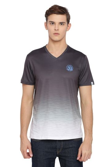 Basics | Basics Muscle Fit Peat V Neck T Shirt