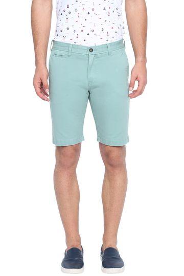 Basics | Basics Comfort Fit Canton Over Dyed Cotton Shorts