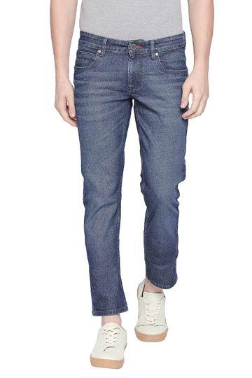 Basics | Basics Torque Fit Dark Denim Stretch Jeans