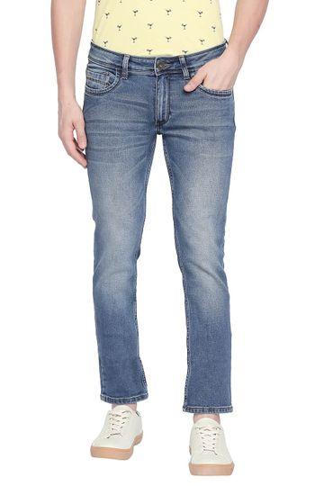 Basics | Basics Blade Fit Copen Blue Stretch Jeans