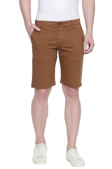 Basics | Basics Comfort Fit Butternut Twill Stretch Shorts