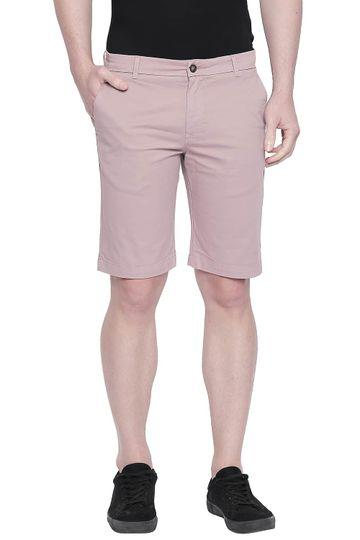 Basics | Basics Comfort Fit Mesa Rose Twill Stretch Shorts