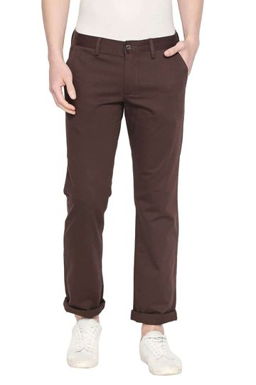 Basics | Basics Tapered Fit Delicioso Stretch Trouser
