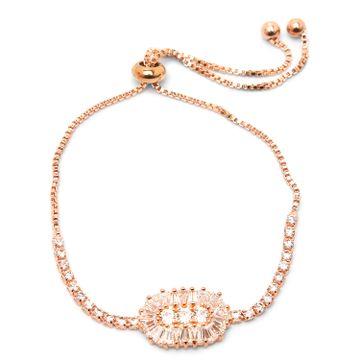 globus | GlobusROSE GOLDFriendship Bracelet