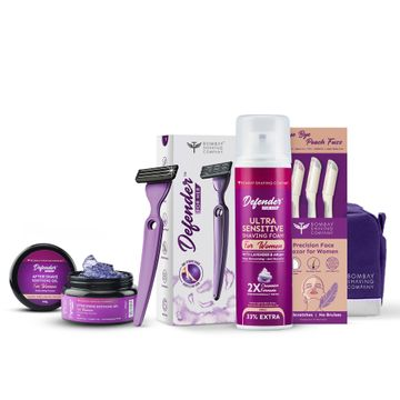 Bombay Shaving Company   Bombay Shaving Company Grooming kit Personal Grooming Kit