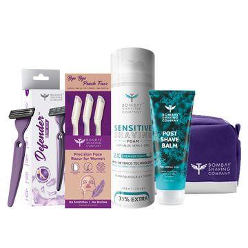 Bombay Shaving Company | Bombay Shaving Company Women's Face & Body Shaving Kit