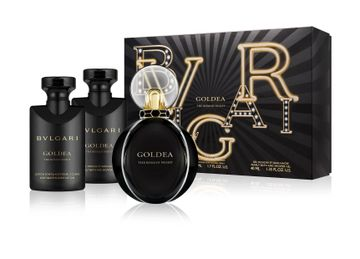 Bvlgari | GoldeaTheRomanNight Gift Set (EDP50 ML and SG40 ML and BL40 ML)(45934)