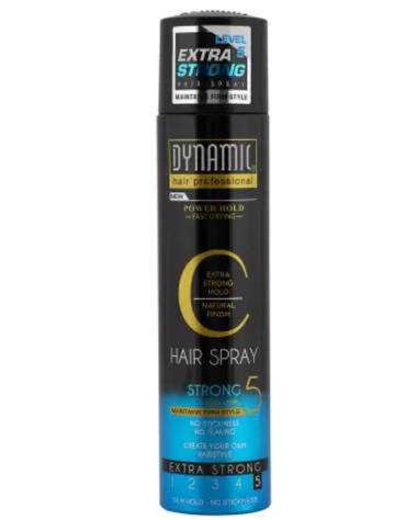 JBJ | JBJ Dynamic Extra Strong (Level 5) Hair Spray