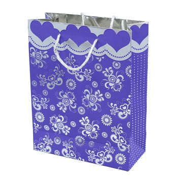 iLife | iLife Gift Bags -12 Pcs Paper Bags with Handles Bulk, Shopping Bags Retail Bags , Shopping,Parties,Wedding, Baby Shower, Birthdays, Father's Day, Holidays and MorePaper Gift Bags Light Blue