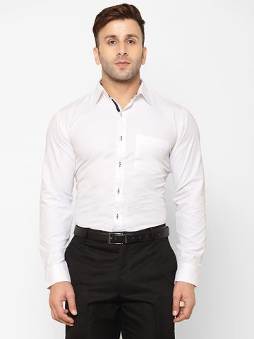 Eppe | Eppe White Casual Shirts