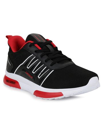 Campus Shoes | 12G-800_BLKRED