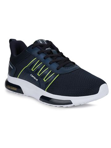 Campus Shoes | 12G-800_NAVYP.GRN