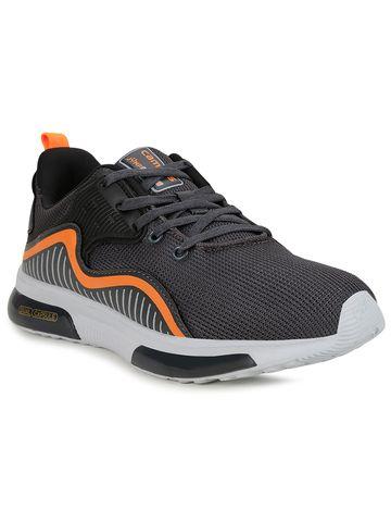 Campus Shoes | 12G-807_CH.GRYBLK