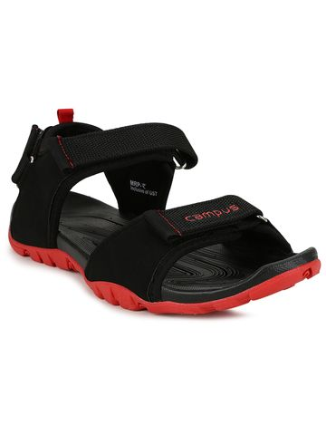 Campus Shoes   2GC-13_BLKRED