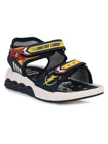 Campus Shoes | DRS-102_BLUYLW