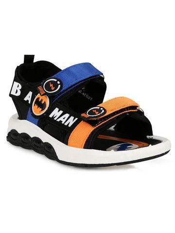 Campus Shoes | DRS-105_BLKR.BLU
