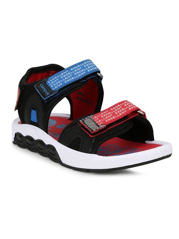 Campus Shoes | DRS-108_BLKRED