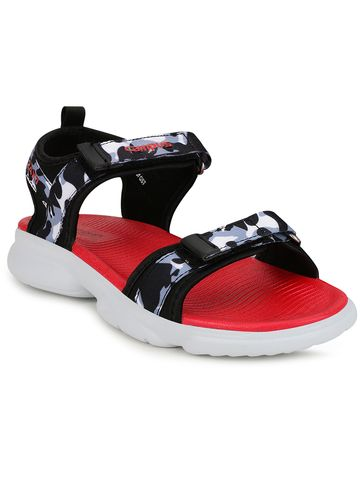 Campus Shoes | GC-23C_BLKRED