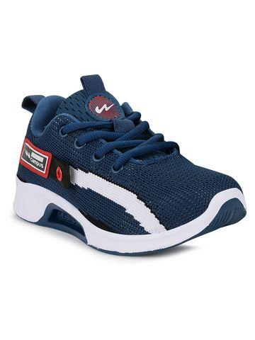 Campus Shoes | HM-301_TURQ.BLUWHT