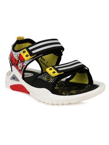 Campus Shoes | LM-207_BLKLMN