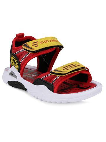 Campus Shoes | LM-209_REDBLK